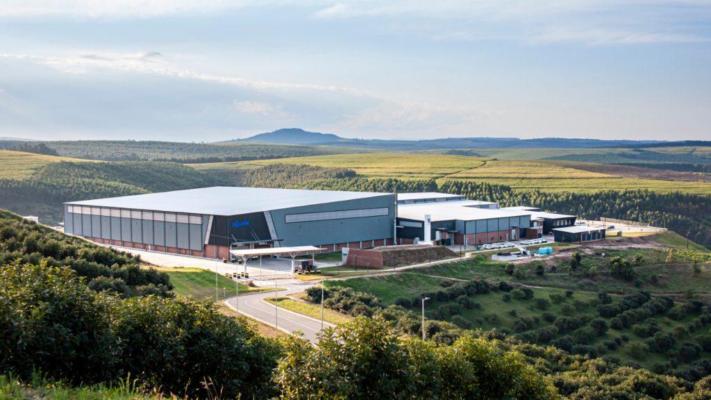 New aQuelle Factory