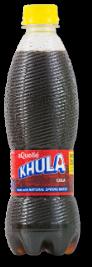 aQuellé KHULA Cola Soft Drink